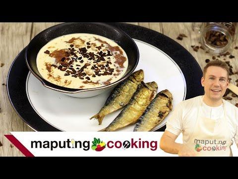 Champorado with Tuyo Recipe or Chocolate Rice Porridge | Chris Urbano