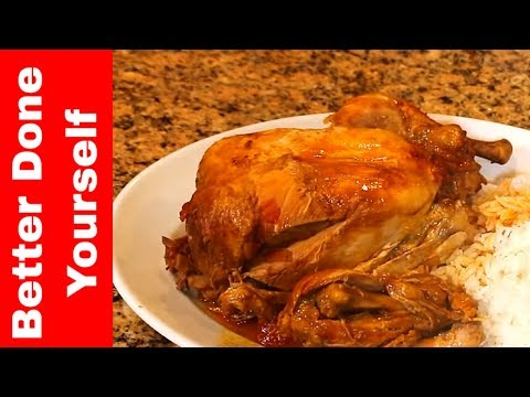 Cook a WHOLE Frozen Chicken to Perfection in the Instant Pot
