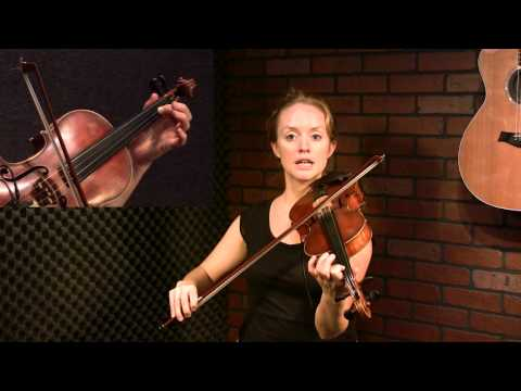 The Roll Gracenote: Scottish Fiddle Technique Tutorial