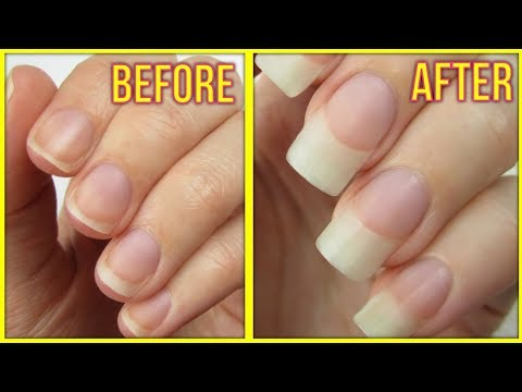 how to grow your nails fast at home in 3 day| FASTER l
