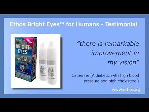 Best Eye Drops To Remove Cataracts - Review Video