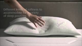 The Tempur® Pillow Collection.