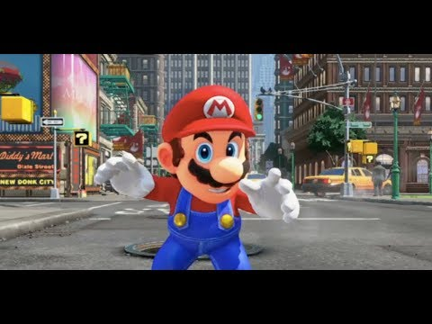 Hey, Paisanos! It's time for the Super Mario Odyssey Super Show! pt 5