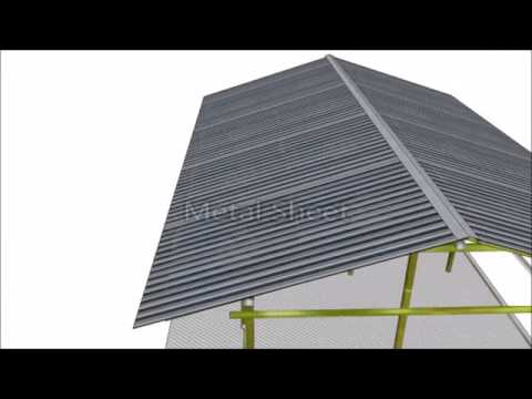 Bamboo Structure (3d animation )