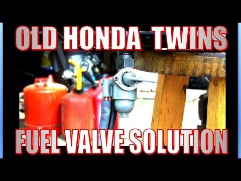 Honda fuel valve fix