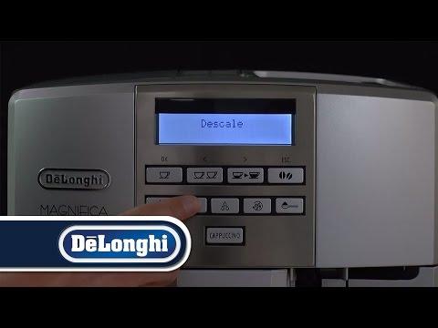 De'Longhi How To Obtain a hotter coffee Magnifica ESAM04