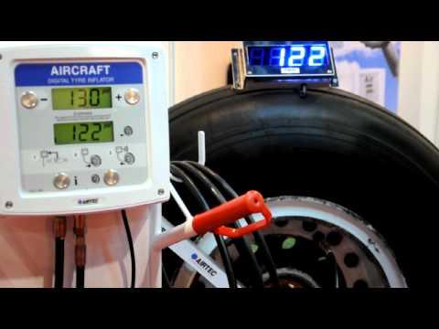Airtec XDH High Pressure Aircraft Inflator