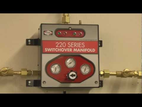 Switchover Manifold Operation - Harris Products Group
