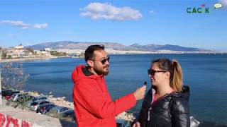 Yunanlara sorduk: baklava Türk mü? Yunan mı ?  if baklava  belongs to the Turks or Greeks (Subtitle)