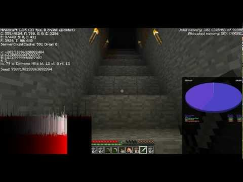 How To Know What Level You Are On In Minecraft + Diamond Level Info.