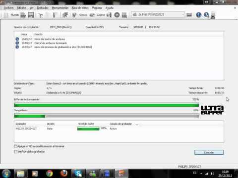 nero burning rom,grabar varias peliculas en un disco dvd