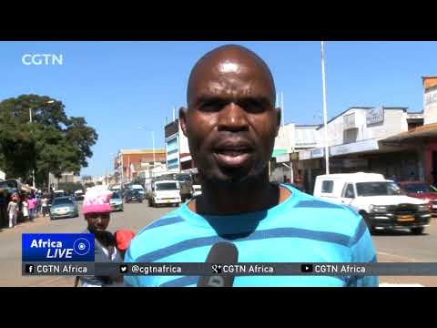 Zimbabwe beefs up security as country prepares for polls