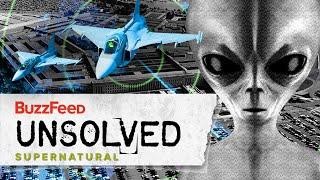 3 Videos From The Pentagon's Secret UFO Program