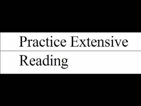 TOEFL iBT: An Example Reading Passage