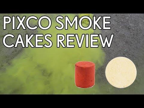 Pixco Smoke Cakes Review