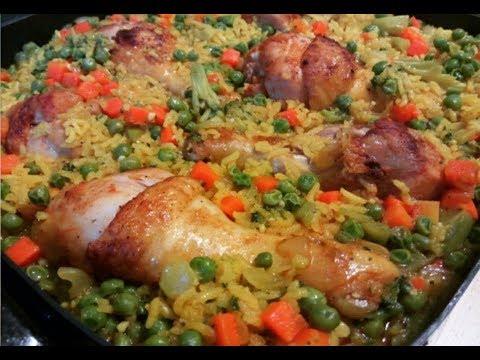 Chicken Broccoli & Rice ONE PAN MEAL / Kiwanna's Kitchen