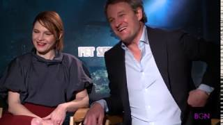 Download Jason Clarke and Amy Seimetz on Finding Chemistry in 'Pet Sematary' Video