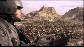 Morita Clips From Starship Troopers