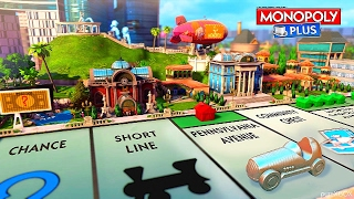 EVERYONE IN JAIL! - MONOPOLY PLUS (Game 9)