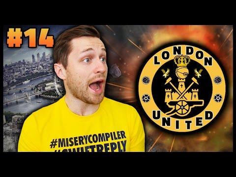 LONDON UNITED! #14 - Fifa 15 Ultimate Team