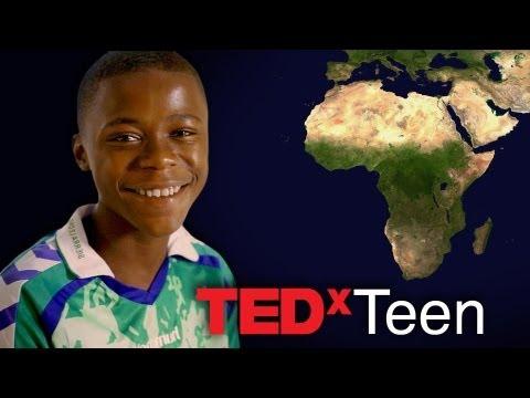 Kelvin Doe at TEDxTeen