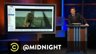 Best of Video Games Pt. 2 - @midnight with Chris Hardwick