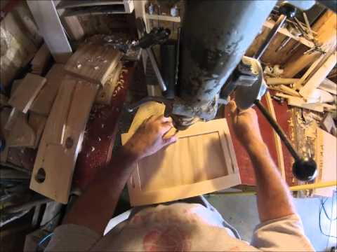 The Making of a Kinniconick Rod & Reel Cabinet