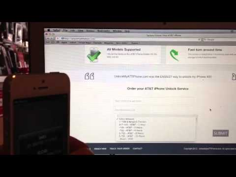 How to factory unlock iPhone 5 - AT&T/T-Mobile/Simple Mobile