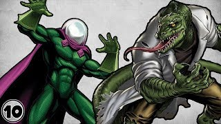 Download Top 10 Supervillains That Spider-Man Respects Video