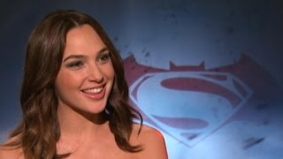 Gal Gadot on Fan Reaction to Her Wonder Woman Curves: