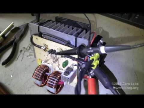 #469 Induction furnace working!