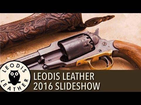 Leodis Leather 2016 slideshow