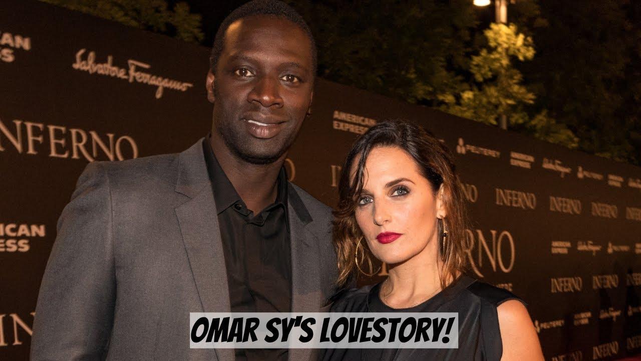 Omar Sy's Lovestory!   VIX