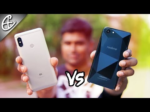 Realme 1 vs Redmi Note 5 Pro Comparison - MUST WATCH Before You BUY!