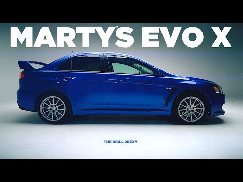 Marty's Real EVO