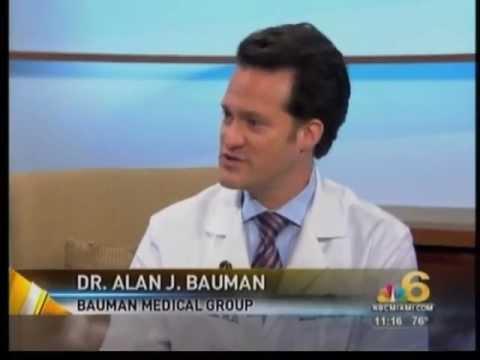 Dr. Alan Bauman - Stress, Divorce & Hair Loss NBC Miami