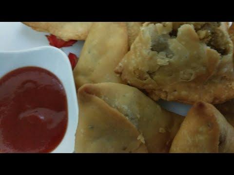 Bazaar jaisa Punjabi samosa ab jhatpatt tayyar karen ghar pe hi   Ramzaan Special