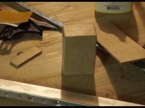 small Drill bit box home made DIY