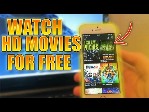 Watch HD MOVIES For FREE! Fully Working iOS 10/11 No Jailbreak iPhone, iPad, iPod Touch