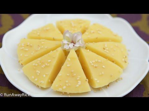 Mung Bean Pudding (Che Kho)
