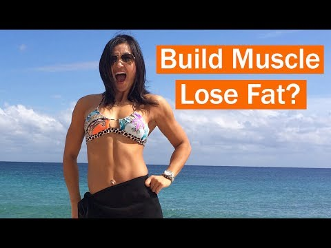 Can You Build Muscle and Lose Fat At The Same Time? 12 Month Evolution Program