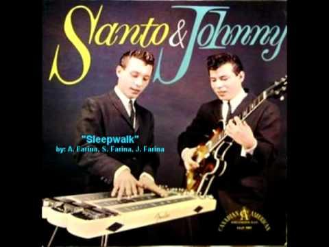 Sleepwalk Backing Track - No Lead - Santo & Johnny by: W. Gillis