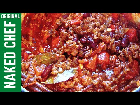 Chili Con Carne How to make tasty food recipe