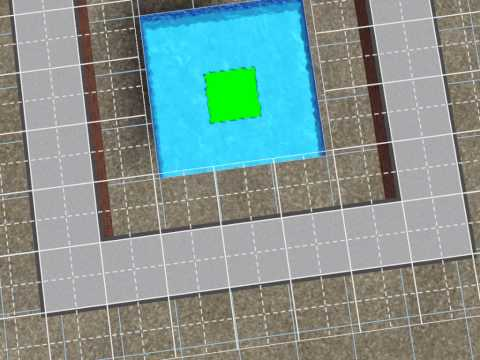 How to build a hot tub with out Late Night (Sims 3)