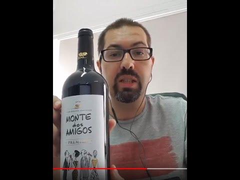Monte dos Amigos - Vinho para Benfica vs AEK Out 2018
