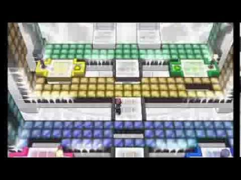 Pokemon X/Y - Walkthrough Part 34 - Gym Leader #08 Wulfric (Snowbelle City)