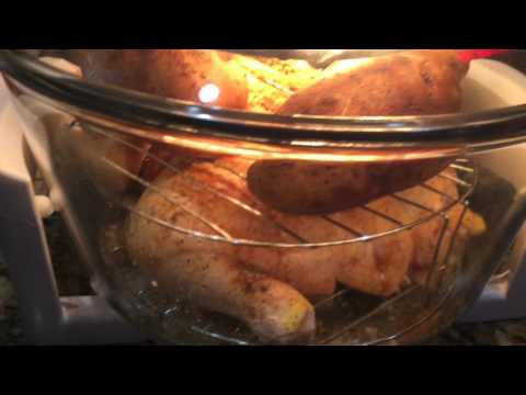Homeleader Countertop Convection Oven - Makes Quick Work Of Dinner