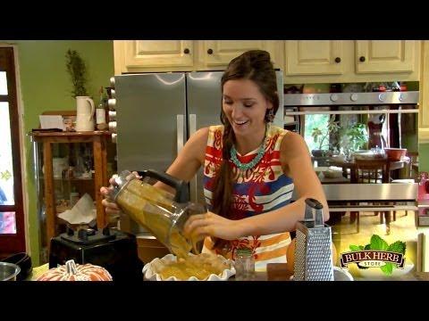 Gluten Free Casein Free Pumpkin Pie - Shoshanna's Kitchen - Episode 133