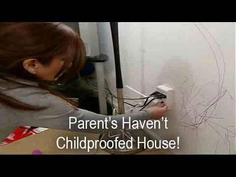 Parents Haven't Childproofed House! | Supernanny