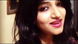 I Love You | Sridevi | Cover | Anuja Sahai | Band Rutbaa